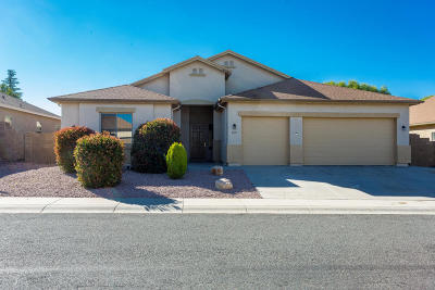 Prescott Valley Single Family Home For Sale: 6674 E Tenby Drive