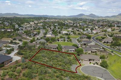 Prescott Residential Lots & Land For Sale: 2120 Colter Bay Court