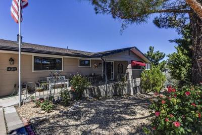 Prescott, Dewey-humboldt, Prescott Valley, Chino Valley Single Family Home For Sale: 11130 Pima Road
