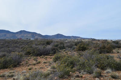 Dewey-humboldt Residential Lots & Land For Sale: 10754 E Rocky Hill Road