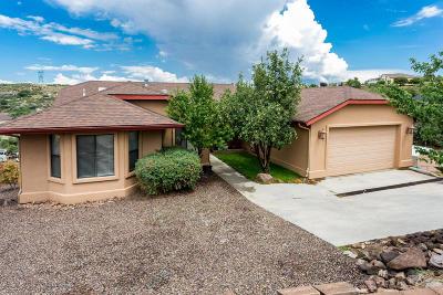 Williamson Valley Estates Single Family Home For Sale: 1325 W Ridge Drive