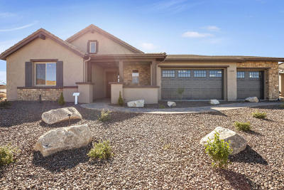 Chino Valley Single Family Home For Sale: 710 Lunar View Way