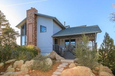 Prescott Single Family Home For Sale: 1946 Upper Crestview Drive
