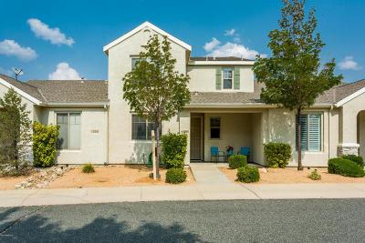 Prescott Valley Condo/Townhouse For Sale: 7020 E Lantern Lane