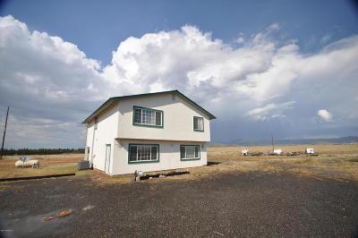 Prescott Valley Single Family Home For Sale: 8920 E Dreamy Draw Way