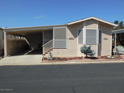 Dewey-humboldt Mobile/Manufactured For Sale: 888 N Mountain Brush Drive