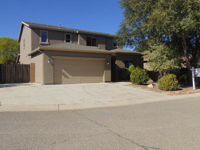 Chino Valley Single Family Home For Sale: 1230 Essex Way