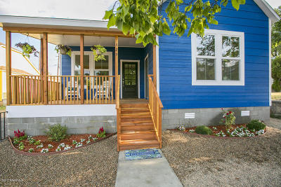 Single Family Home For Sale: 429 Beach Avenue