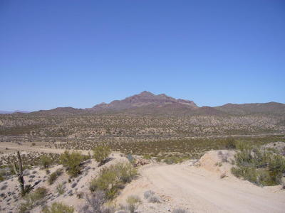 Yavapai County Residential Lots & Land For Sale: Sawyer Road