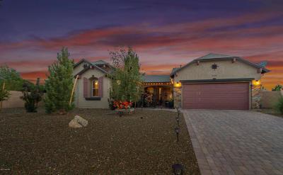 Prescott Valley Single Family Home For Sale: 7927 E Charolais Road