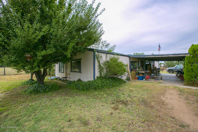 Chino Valley Mobile/Manufactured For Sale: 1347 S Road 1 East