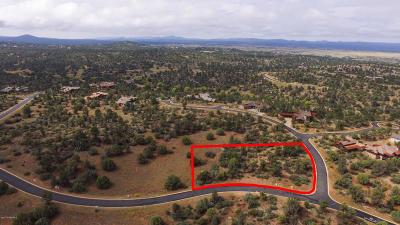Prescott Residential Lots & Land For Sale: 12215 El Capitan Way