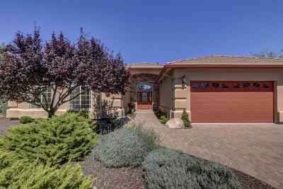 Prescott Single Family Home For Sale: 2156 W Mountain Oak Road