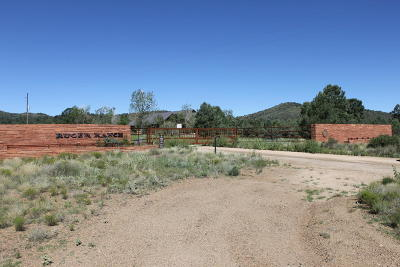 Yavapai County Residential Lots & Land For Sale: Unknown Ruger Ranch