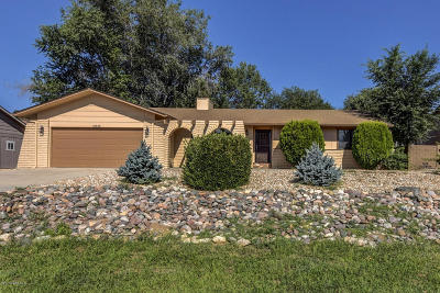 Dewey-humboldt Single Family Home For Sale: 10848 Manzanita Trail