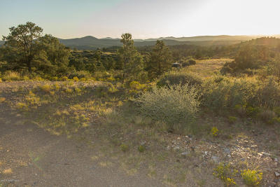 Prescott Residential Lots & Land For Sale: N Fox Hollow Trail