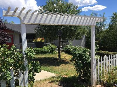 Prescott Valley Single Family Home For Sale: 5343 N Hondo Drive