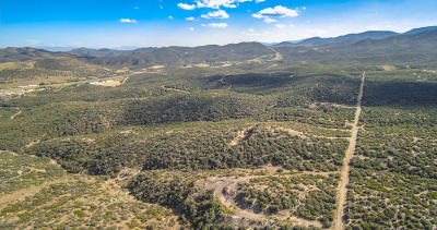 Dewey-humboldt Residential Lots & Land For Sale: 12029 E Iron King Road