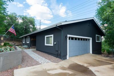 Prescott AZ Single Family Home For Sale: $317,000