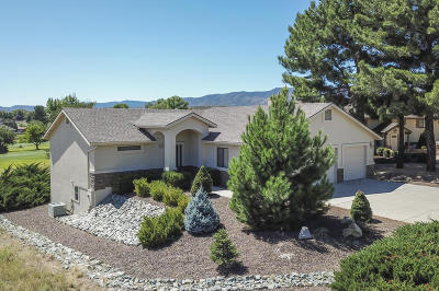 Dewey-humboldt Single Family Home For Sale: 11505 Manzanita Trail