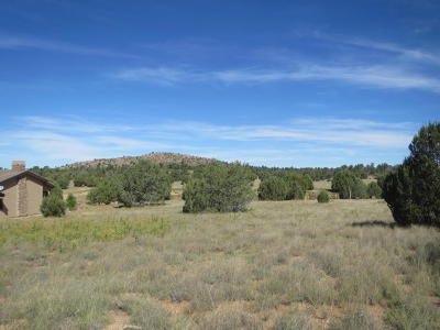 Prescott Residential Lots & Land For Sale: 11930 W Six Shooter Road