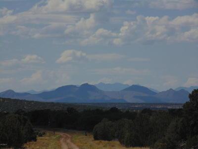 Yavapai County Residential Lots & Land For Sale: 1347 Sierra Verde Ranch