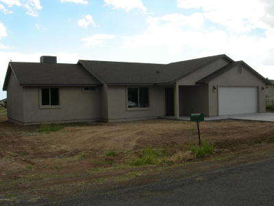 Prescott Valley Single Family Home For Sale: 2787 N Indian Wells Drive