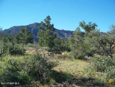 Prescott Residential Lots & Land For Sale: 4695 W Phantom Hill Road