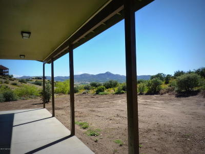 Dewey-humboldt Single Family Home For Sale: 01 E Alpine Ridge Road