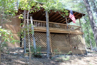 Yavapai County Single Family Home For Sale: 6860 S Golden Fleece Road