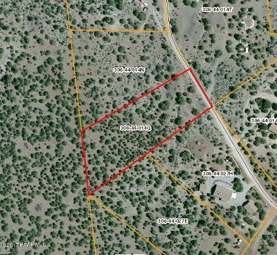 Chino Valley Residential Lots & Land For Sale: 3993 W Cedar Heights Road