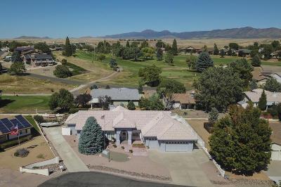 Dewey-humboldt Single Family Home Pending - Take Backup: 11712 Longhorn Drive