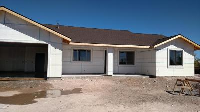Chino Valley Single Family Home For Sale: 2480 W Road 4 1/2