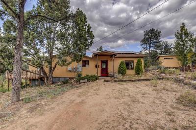 Prescott Single Family Home For Sale: 15177 W Jug Handle Lane