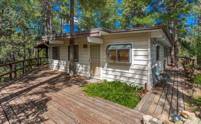 Prescott AZ Single Family Home For Sale: $214,900