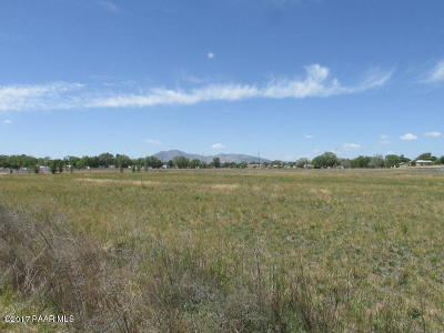 Chino Valley Residential Lots & Land For Sale: W Center Street