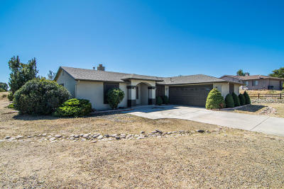 Chino Valley Single Family Home For Sale: 2555 W Covey Lane