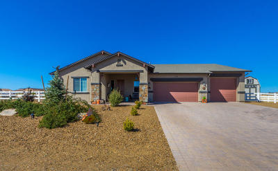 Chino Valley Single Family Home For Sale: 108 Brenna Drive