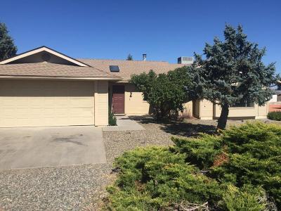 Prescott Valley Single Family Home For Sale: 4132 N La Jolla Drive
