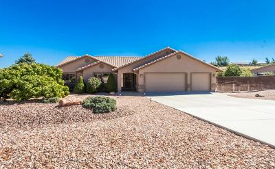 Yavapai County Single Family Home For Sale: 751 Peppermint Way