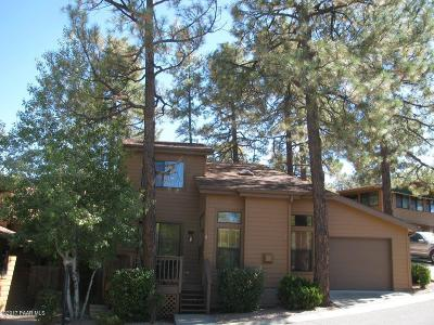 Chino Valley, Dewey-humboldt, Prescott, Prescott Valley Condo/Townhouse Pending - Take Backup: 245 Creekside Circle #A