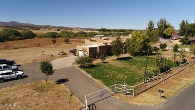 Yavapai County Single Family Home For Sale: 1650 S River Drive