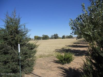 Chino Valley Residential Lots & Land For Sale: 00 N Road 1 West- # 306-23-028x