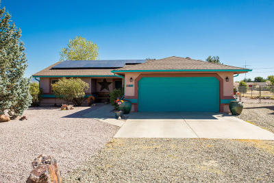 Prescott Valley Single Family Home For Sale: 3649 N Meadowlark Drive
