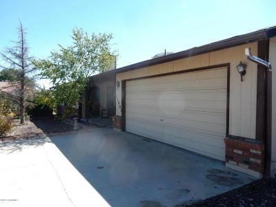 Dewey-Humboldt Single Family Home Pending - Take Backup: 11687 E Hacienda Heights