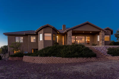 Chino Valley, Prescott, Prescott Valley Single Family Home For Sale: 14130 N Spotted Eagle Drive