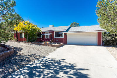 Chino Valley, Prescott, Prescott Valley Single Family Home For Sale: 2660 Ridge Road