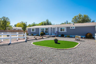 Yavapai County Mobile/Manufactured For Sale: 120 Cottonwood Lane