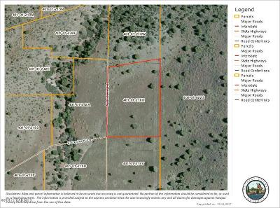Prescott Valley Residential Lots & Land For Sale: D2 N Drifters Trail