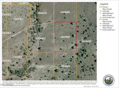 Prescott Valley Residential Lots & Land For Sale: D3 N Drifters Trail